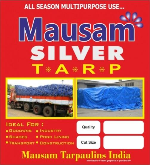 Mausam Silver Tarpaulins