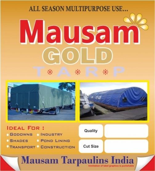 Mausam Gold Tarpaulins