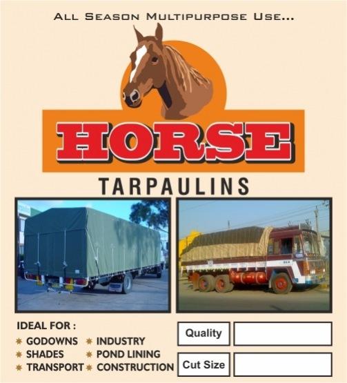 Horse Tarpaulins